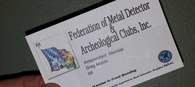 Metal Detecting Ban – Protecting the Hobby of Metal Detecting